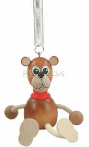 "Woody - Pérák ""Hnedý medveď"""