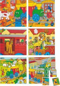 """Woody - Kubus 4x4 """"Mašinka"""""""