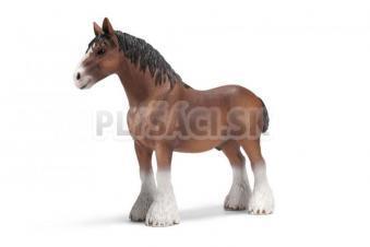 Schleich - Clydesdaleský žrebec