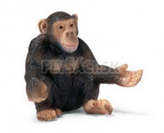 Schleich - Šimpanzica