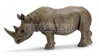 Schleich - Nosorožec dvojrohý, samec