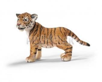 Schleich - Tigrie mláďa stojace