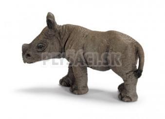 Schleich - Nosorožec Dvojrohý, mláďa