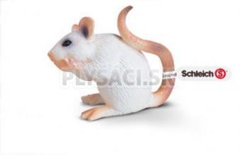 Schleich - Biela myš