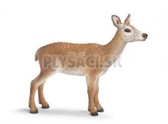 Schleich - Laň jeleňa európskeho