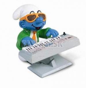 Schleich - Šmolko s klávesmi