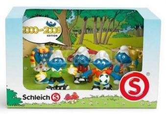 Schleich - Šmolkovia - 2000-2009 (set 5 Šmolkov)