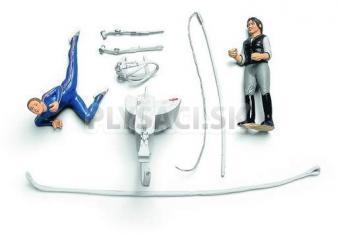 Schleich - Súprava pre akrobatickú jazdu