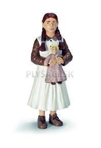 Schleich - Osadník dievča