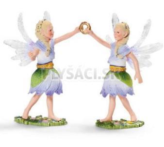 Schleich - Elfské víly dvojčatá