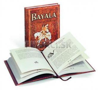 Schleich - Bayala - dcéra kráľa elfov, knižka v angličtine