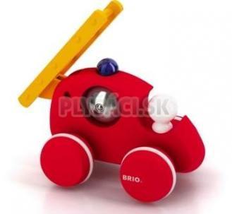 BRIO - Hasičský voz s rebríkom