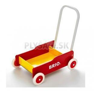 BRIO - Vozík s madlom