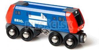 BRIO - Nákladná lokomotíva