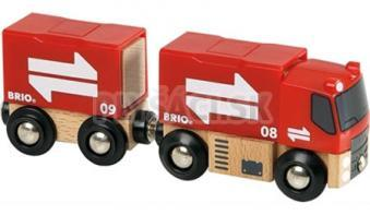 BRIO - Kamión s návesom