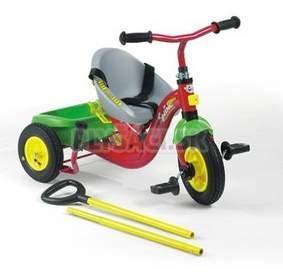 Rolly Toys - Šliapacia trojkolka Swing Vario II, pneu kolesá