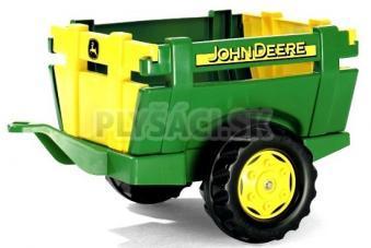Rolly Toys - Vlečka za traktor Farmer - zelená