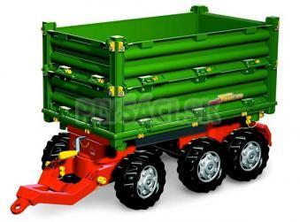 Rolly Toys - Multi-príves zelený