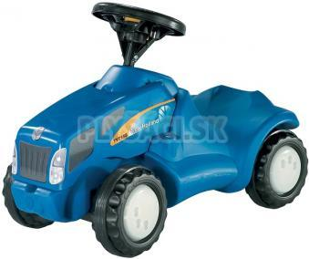 Rolly Toys - Odstrkovadlo New Holland traktor modrý