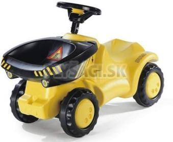 Rolly Toys - Odstrkovadlo Dumper traktor žltý