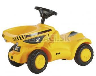 Rolly Toys - Odrážadlo CAT Dumper mini trac