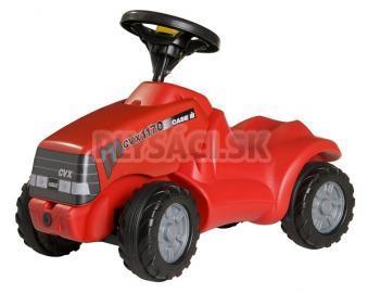 Rolly Toys - Odrážadlo Case CVX 1170 červený