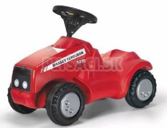 Rolly Toys - Odrážadlo Massey Ferguson červený