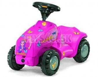 Rolly Toys - Minitrac Carabella odrážadlo ružové