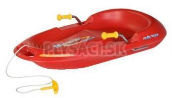 Rolly Toys - Snow Max boby-červené