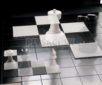 Rolly Toys - Šachovnica pre šach veľká
