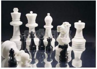Rolly Toys - Šach - figúry malé