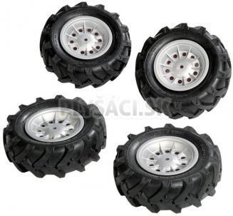 Rolly Toys - Koleso pneumatické k šliapaciemu traktoru 4ks