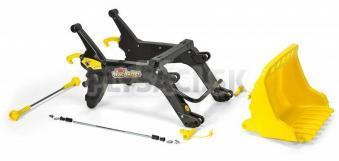 Rolly Toys - Nakladač pre traktory Farmtrac a X-Trac