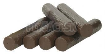 Rolly Toys - Plastové polená - 6 kusov