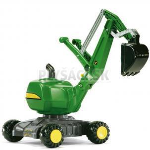 Rolly Toys - Rolly Digger John Deere zelený