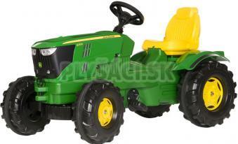 Rolly Toys - Šliapací traktor Farmtrac John Deere 6210