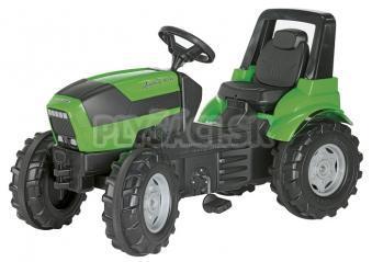 Rolly Toys - Šliapací traktor Deutz Agrotron zelený