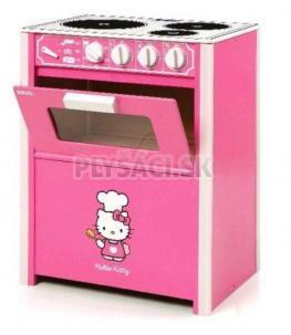 BRIO - Hello Kitty - šporák 3 +