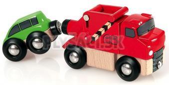 BRIO - Kamión na odťahovanie áut