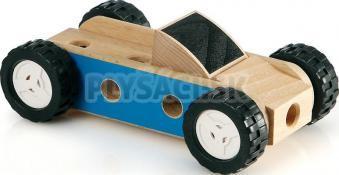 BRIO - Builder - mini stavebnica auto