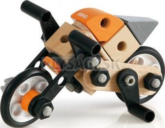 BRIO - Builder - stavebnica motorka