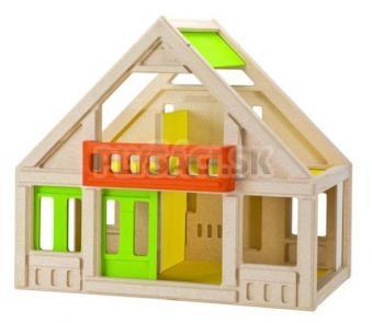 Plan Toys EKO - domček pre bábiky