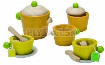 Plan Toys EKO - čajová súprava