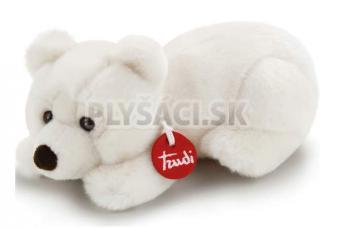 Trudi Classic - Polárny Medveď ležiaci 24 cm