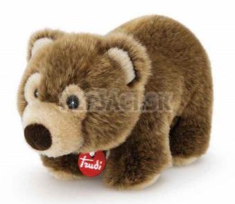 Trudi - Trudini - Medveď hnedý 15 cm