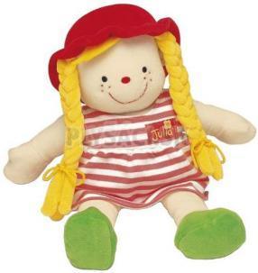 K's Kids - Handrová bábika Julia, 32 cm