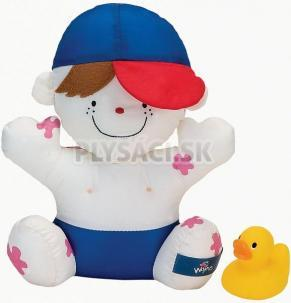 K's Kids - Chalan Wayne s kačičkou na kúpanie