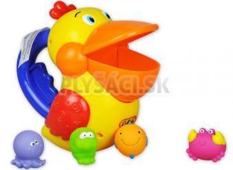 K's Kids - Hladný pelikán do vody