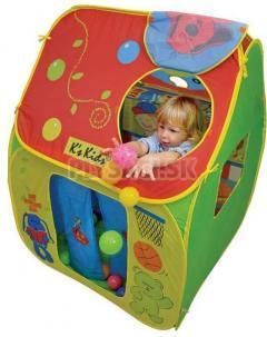 K's Kids - Detský stan s plastovými loptičkami