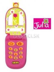 """K's Kids - Telefón """"véčko"""" ružový Julia"""